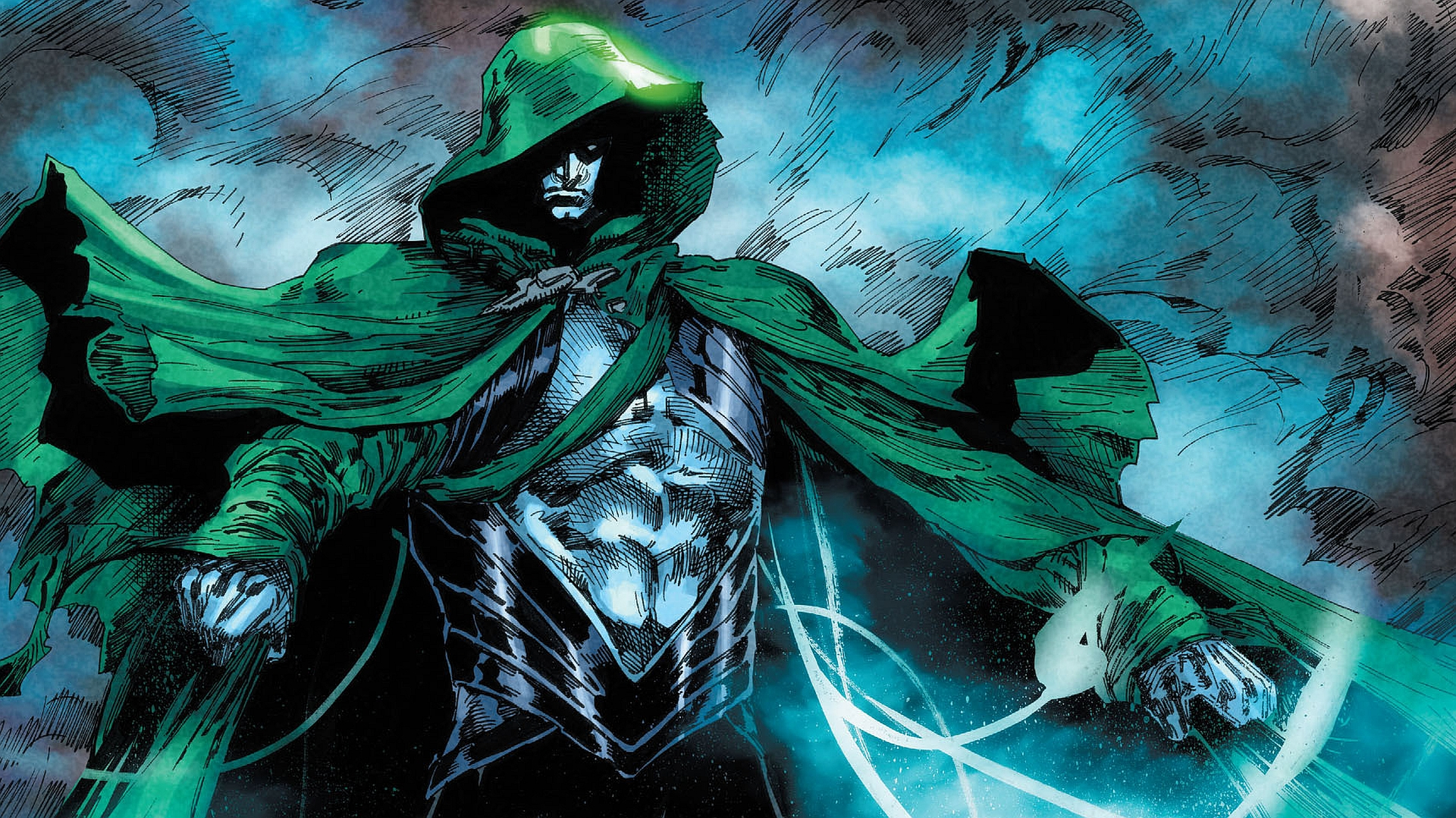 Top 20 Overpowered most powerful dc comics characters Spectre 2