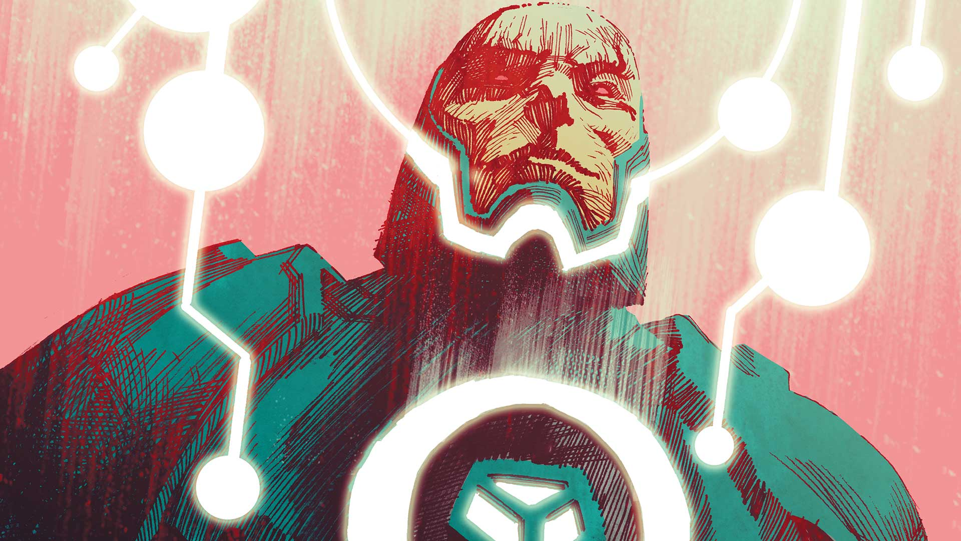 Top 20 Overpowered most powerful dc comics characters darkseid 5
