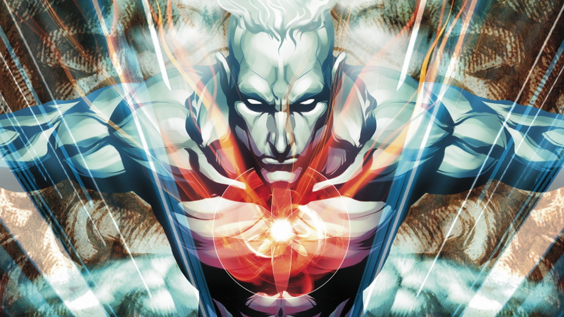Top 20 Overpowered most powerful dc comics characters captain atom monarch 7