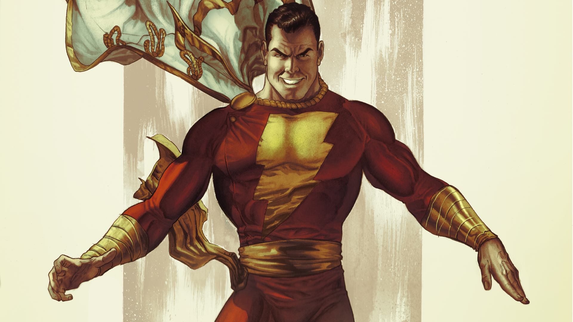 Top 20 Most Powerful Overpowered DC Characters 12 Captain Marvel Shazam