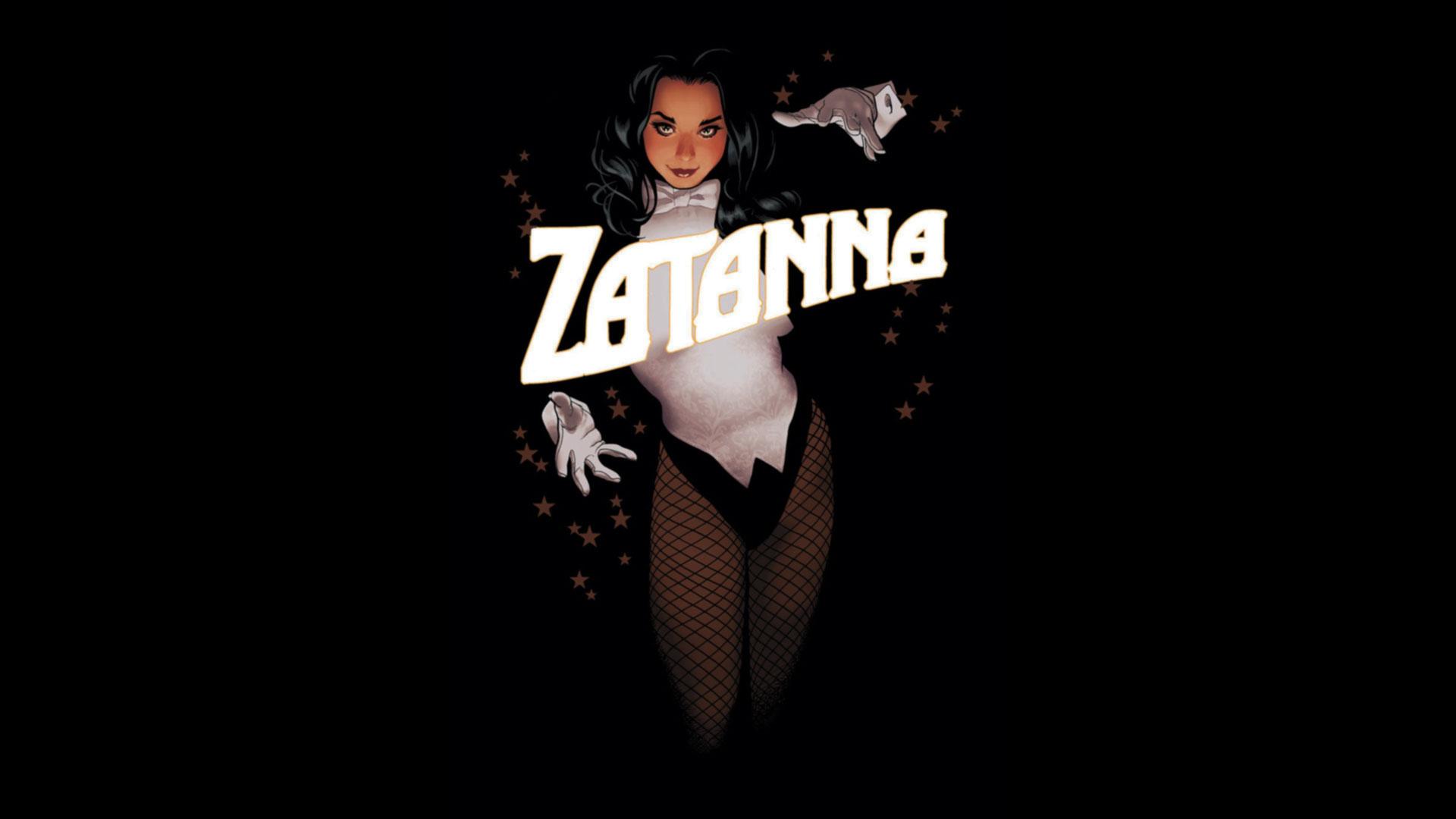 Top 20 Most Powerful Overpowered DC Characters 15 Zatanna Zatara