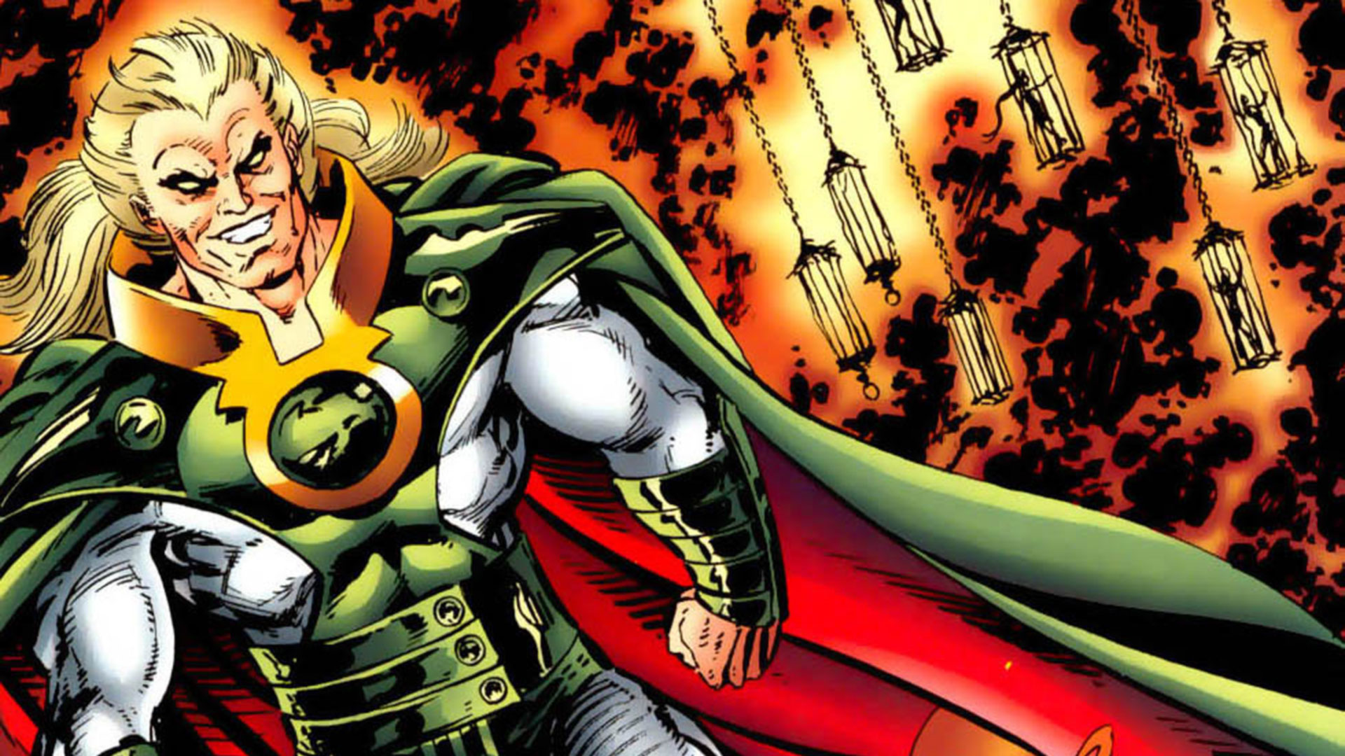 Top 20 Most Powerful Overpowered DC Characters 14 Neron