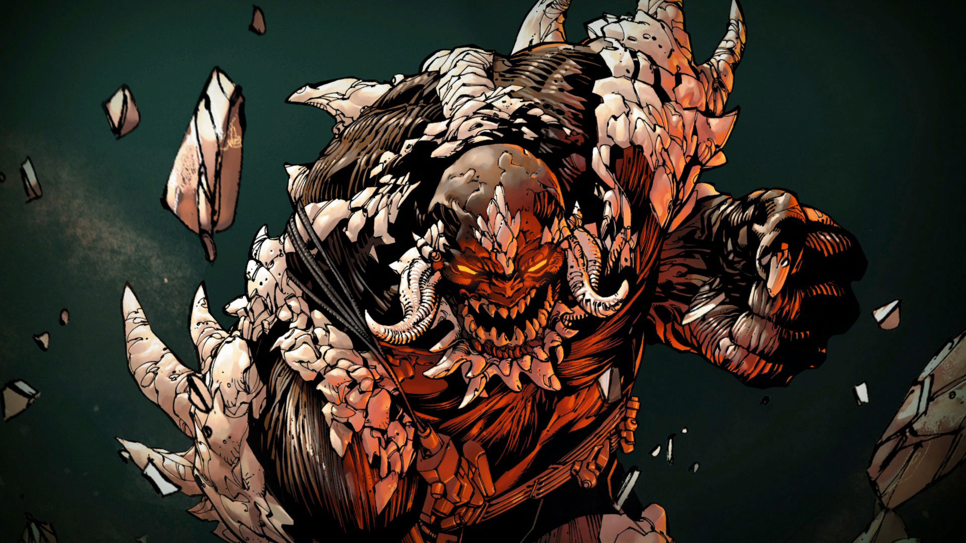 Top 20 Most Powerful Overpowered DC Characters 19 Doomsday